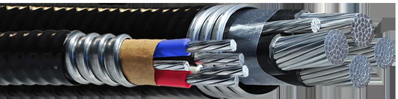 ACWU90 600V – 4 Aluminum Conductors
