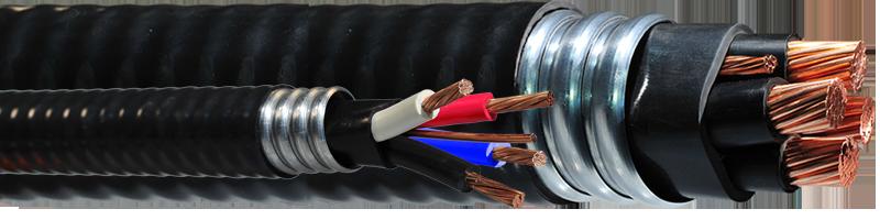 TECK90 1000V – 4 Copper Conductors