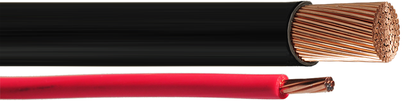 RW90 600V – 1 Copper Conductor