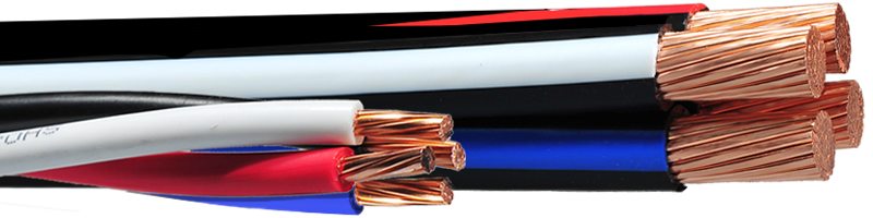 RW90 600V – 4 Twisted Copper Conductors