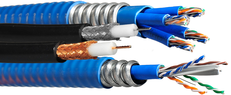Category & Coaxial Cable
