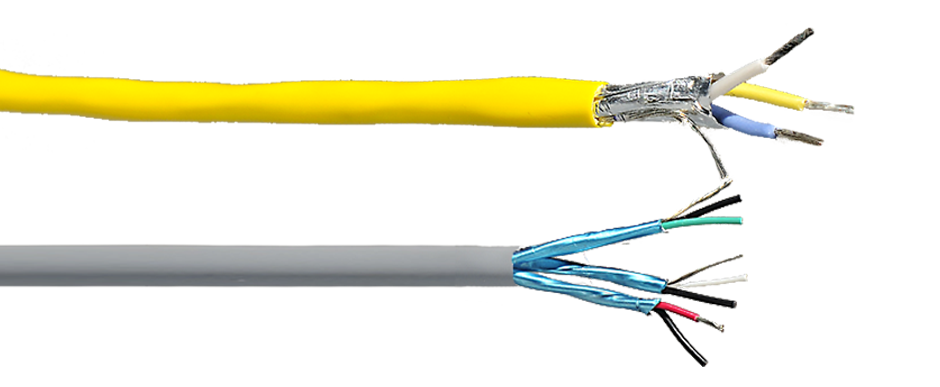 LOW CAPACITANCE CABLE